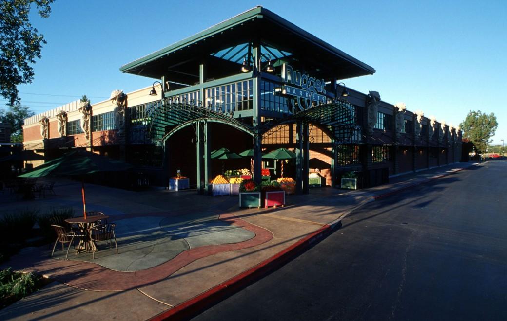 Nugget Market – Davis CA.