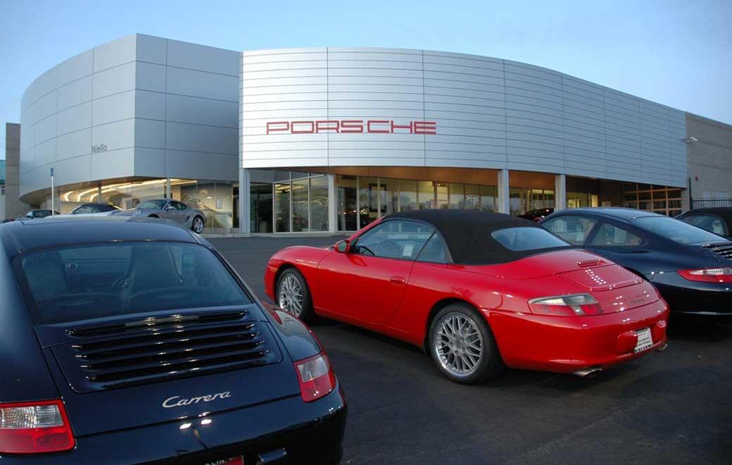 Niello Porsche, Rocklin CA.