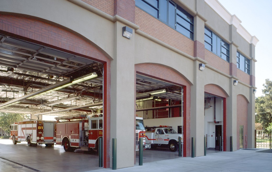 Ceres Fire Station No. 1
